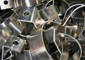 Aluminium Saddles for the Marine Industry