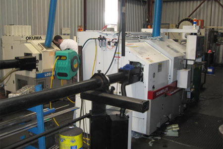 Bar Fed CNC Lathes