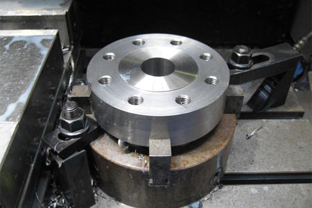 Custom Flanges