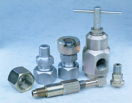 High Pressure Valve Lubrication Fittings