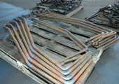 Uncoupling Rods