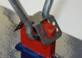 Pressform Patented Spring Locking Clip