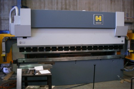 CNC Profile Bender