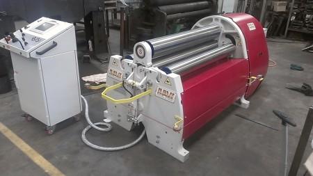 Pressform DAVI MCA 1218 iRoll CNC